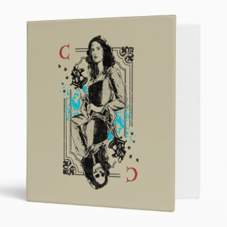 Carina Smyth - Fearsomely Beautiful Vinyl Binder