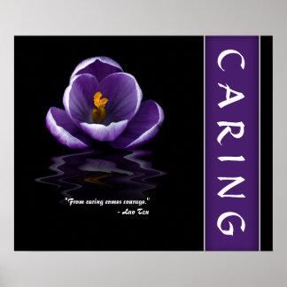 Caring Inspirational Poster