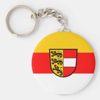 Carinthia, Austria Basic Round Button Keychain