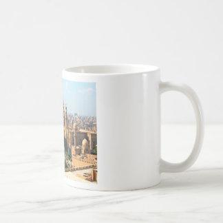 Cario Egypt Skyline Coffee Mug