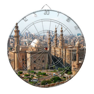 Cario Egypt Skyline Dartboard