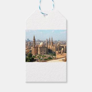 Cario Egypt Skyline Gift Tags