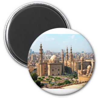 Cario Egypt Skyline Magnet