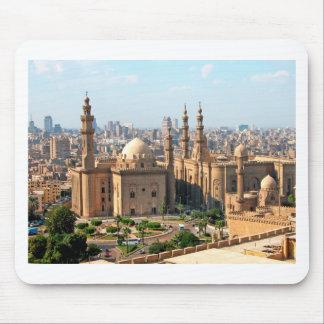 Cario Egypt Skyline Mouse Pad