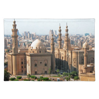 Cario Egypt Skyline Placemat