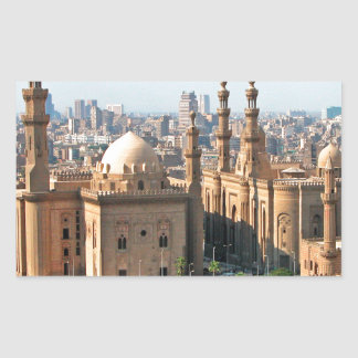 Cario Egypt Skyline Sticker