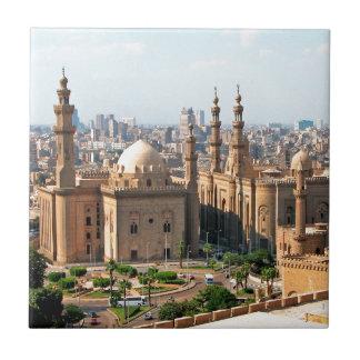 Cario Egypt Skyline Tile