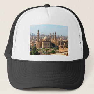 Cario Egypt Skyline Trucker Hat