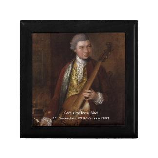 Carl Friedrich Abel Gift Box