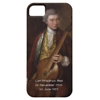 Carl Friedrich Abel iPhone 5 Case