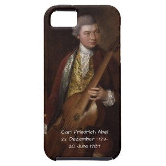 Carl Friedrich Abel iPhone 5 Cases