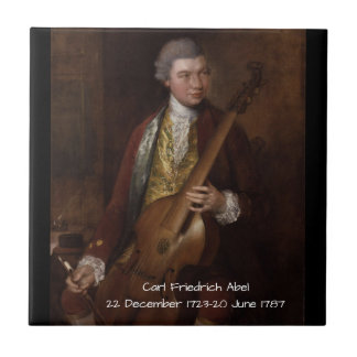 Carl Friedrich Abel Tile