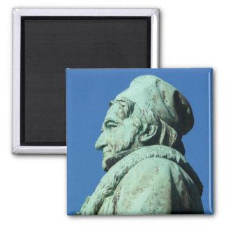 Carl Friedrich Gauß (Gauss), Braunschweig 02.3 Magnet