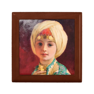 Carl Haag Young Child Keepsake Box