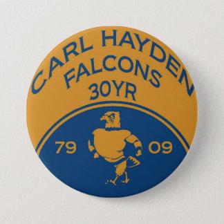 Carl Hayden 1 Button