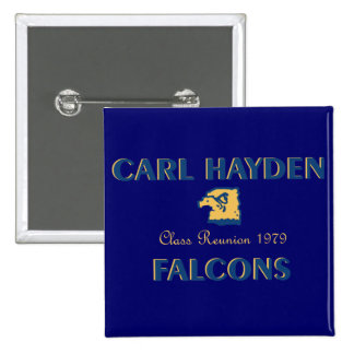 Carl Hayden 79 Button