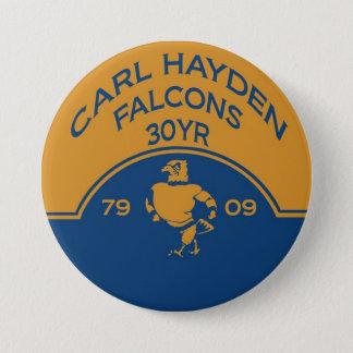 Carl Hayden Year Button