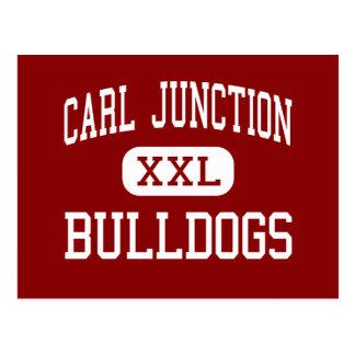 Carl Junction - Bulldogs - Senior - Carl Junction Postcard