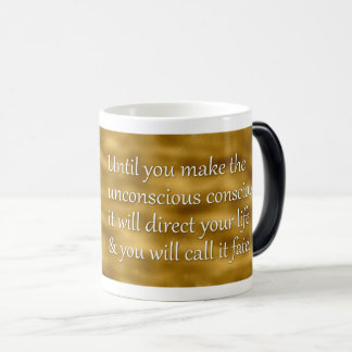 Carl Jung Fate Quote Magic Mug