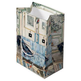 Carl Larsson A Home Living Room Gift Bag