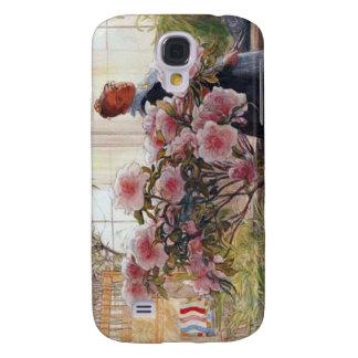 Carl Larsson Azalea Floral Scandinavian Fine Art
