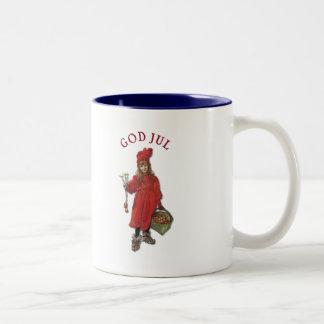 Carl Larsson: Brita as Iduna Coffee Mugs