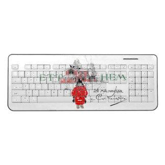 Carl Larsson Ett Hem Book Cover Cottage Keyboard