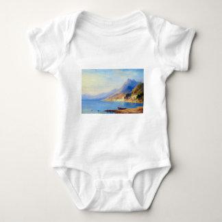 Carl Morgenstern Southern Coastline Baby Bodysuit