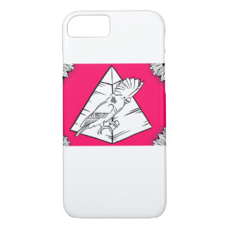 Carl the Cockatoo iPhone 7 Case
