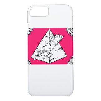 Carl the Cockatoo iPhone 8/7 Case