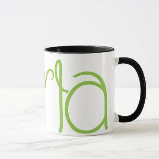 Carla lime Mug