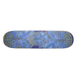 carldeanwhite custom, blueboy designs skateboards