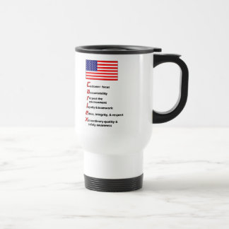 Carlex Values Mug