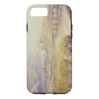 Carlisle, c.1832 (w/c on wove paper) iPhone 7 case