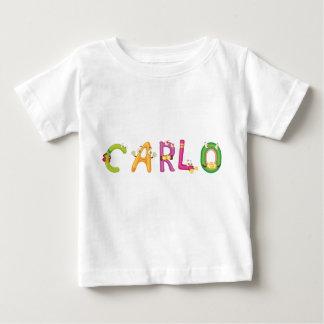 Carlo Baby T-Shirt