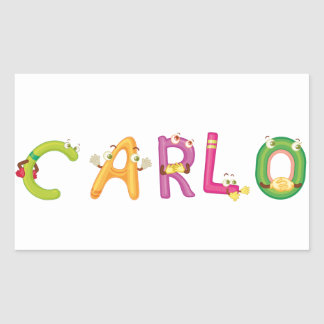 Carlo Sticker