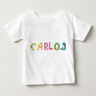 Carlos Baby T-Shirt
