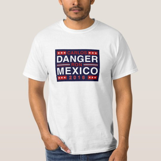 Carlos Danger / Ron Mexico in 2016 T-Shirt