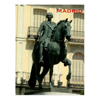 Carlos III Post Cards