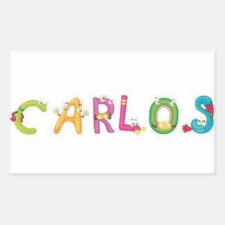 Carlos Sticker