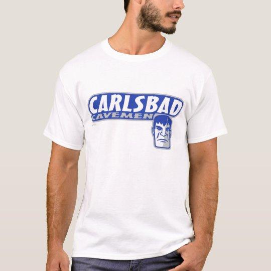 Carlsbad Cavemen Basic T-Shirt