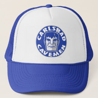 Carlsbad Cavemen Trucker Hat