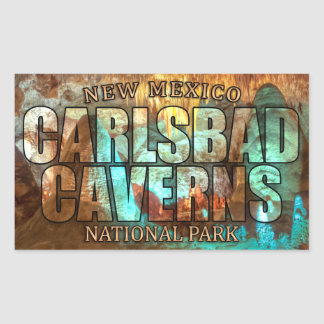 Carlsbad Caverns National Park Stickers