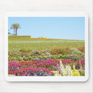 Carlsbad Flower Fields Mouse Pad