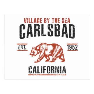 Carlsbad Postcard