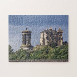 Carlton Hill Edinburgh. Jigsaw Puzzle