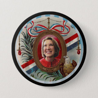 Carly Fiorina 2016 3 Inch Round Button