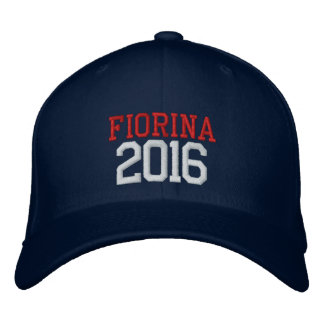 Carly Fiorina President 2016 Embroidered Hat