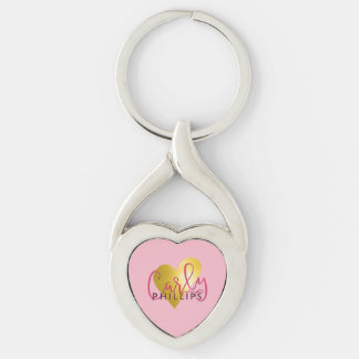 Carly Phillips Keychain