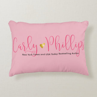 Carly Phillips Pillow